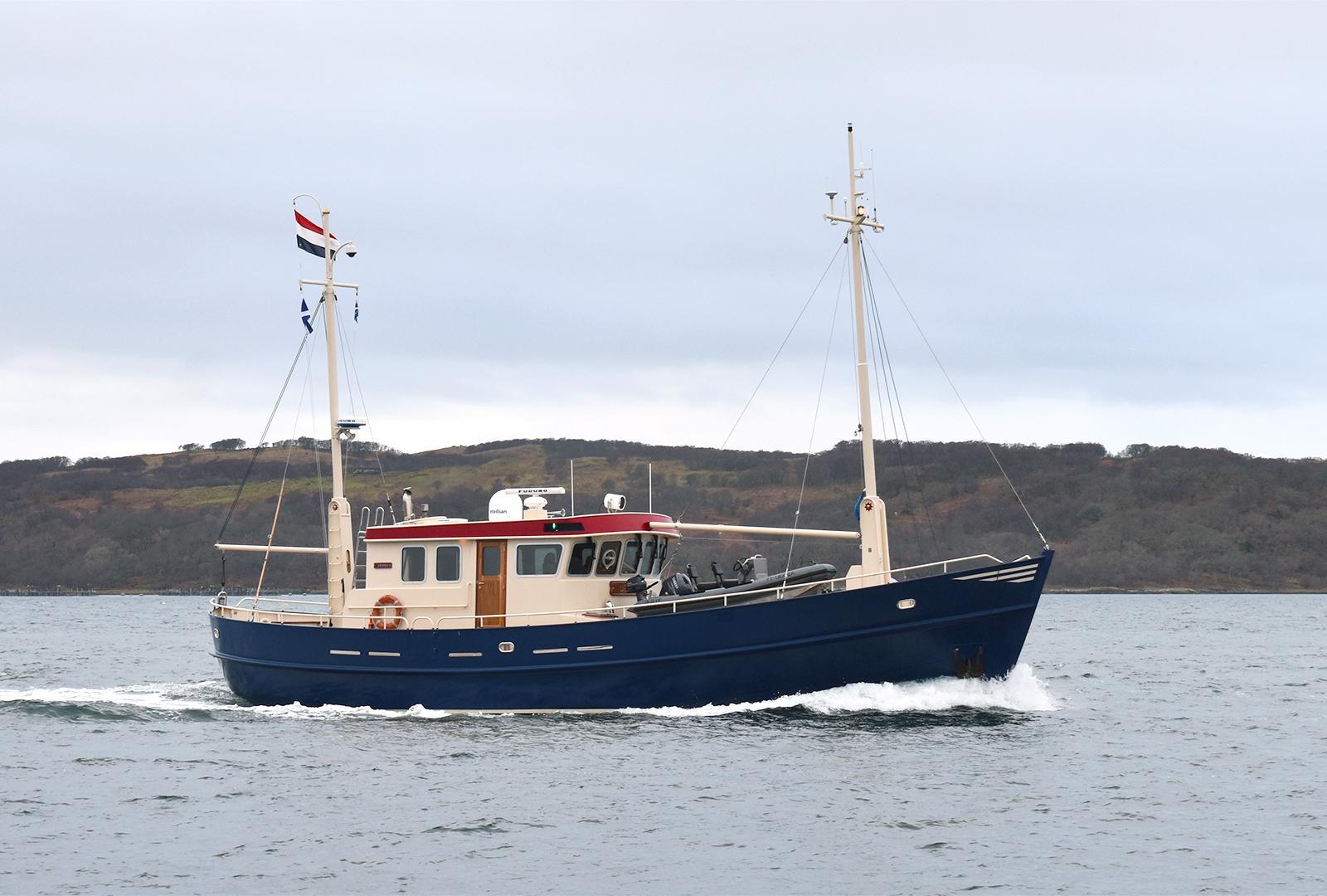 New Listing Vitters Trawler