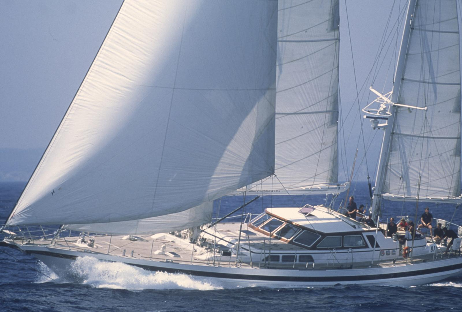 Coming Soon sailing yacht Jongert 30T ketch Impression for sale at Van der Vliet Dutch Quality Yachts