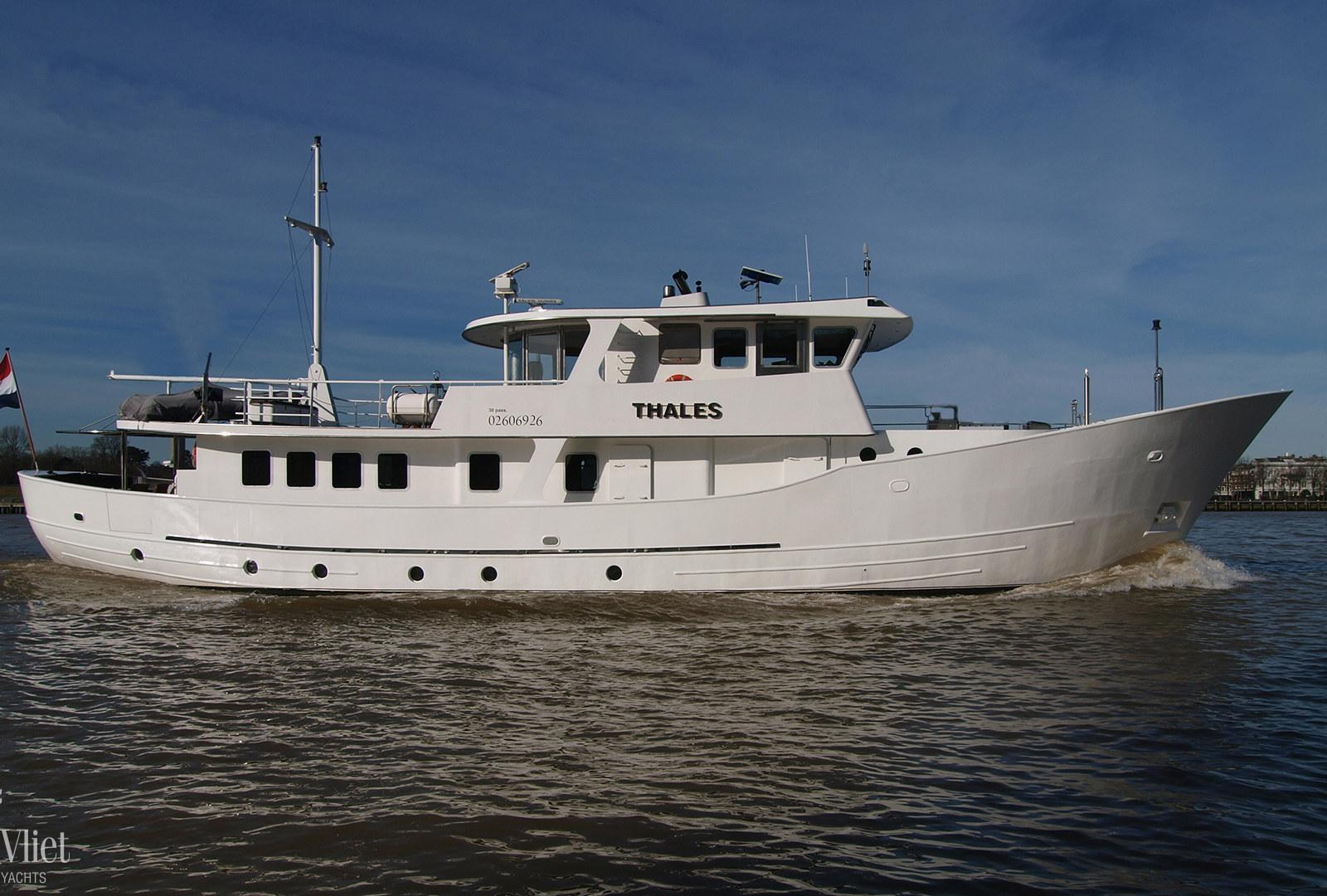 Steel trawler price reduction