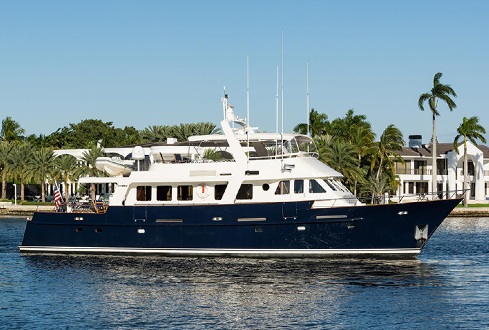 Price reduction Motoryacht jongert 78