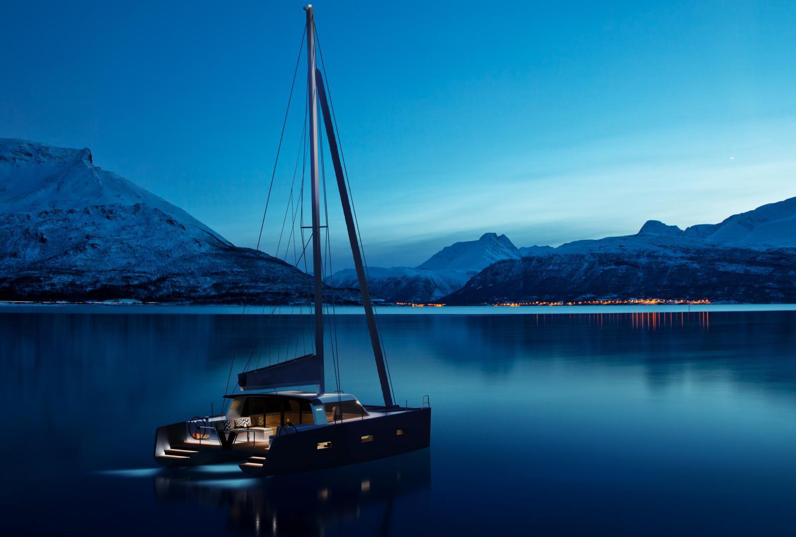 Vaan Yachts R4 Sailing yacht dutch built yacht