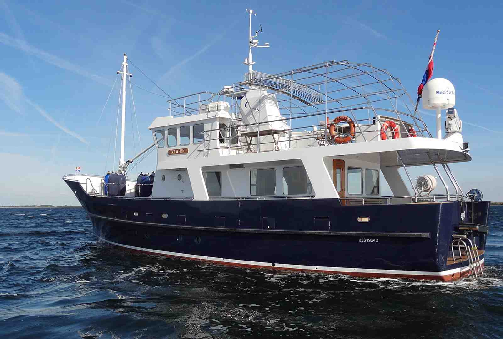 Vripack Research Vessel 69