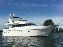 The Seabear, a VDL Vitesse motor yacht has been sold